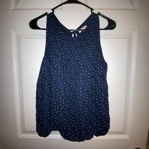 Max Studio sleeveless blouse